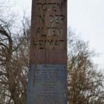 Kreuz Inschrift